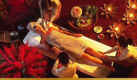 Thai massage i aarhus